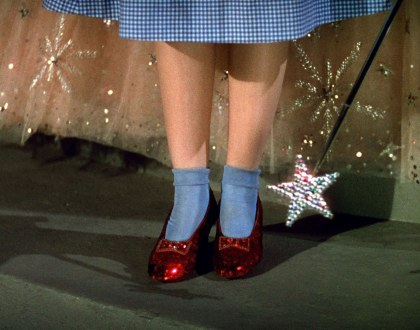 AFI Film Club: Why The Wizard Of Oz Got Me Thinking About Sneakers