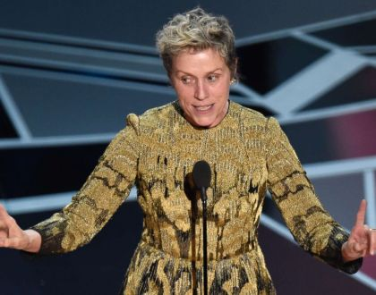 Just As Queen Esther, McDormand Wielded Power By Realizing She Has It