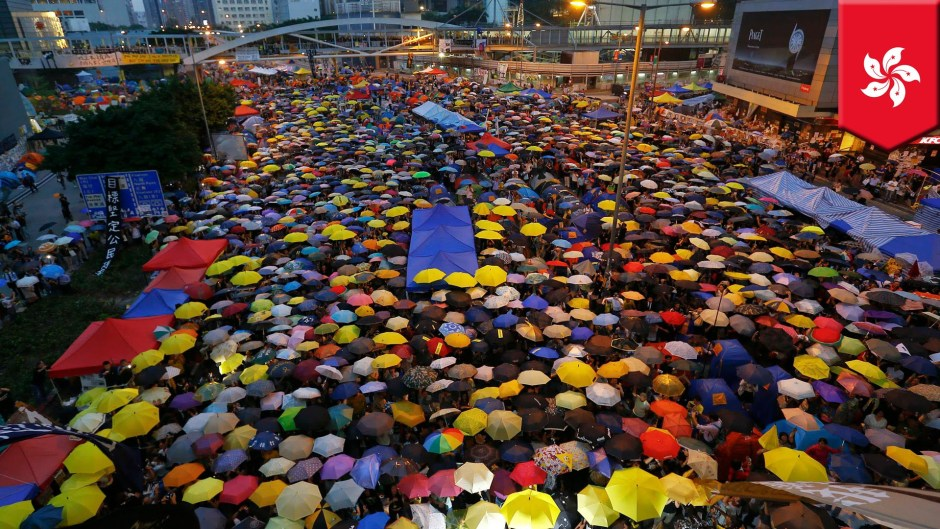 The Umbrella Revolution And Other Times Teenagers Changed The World