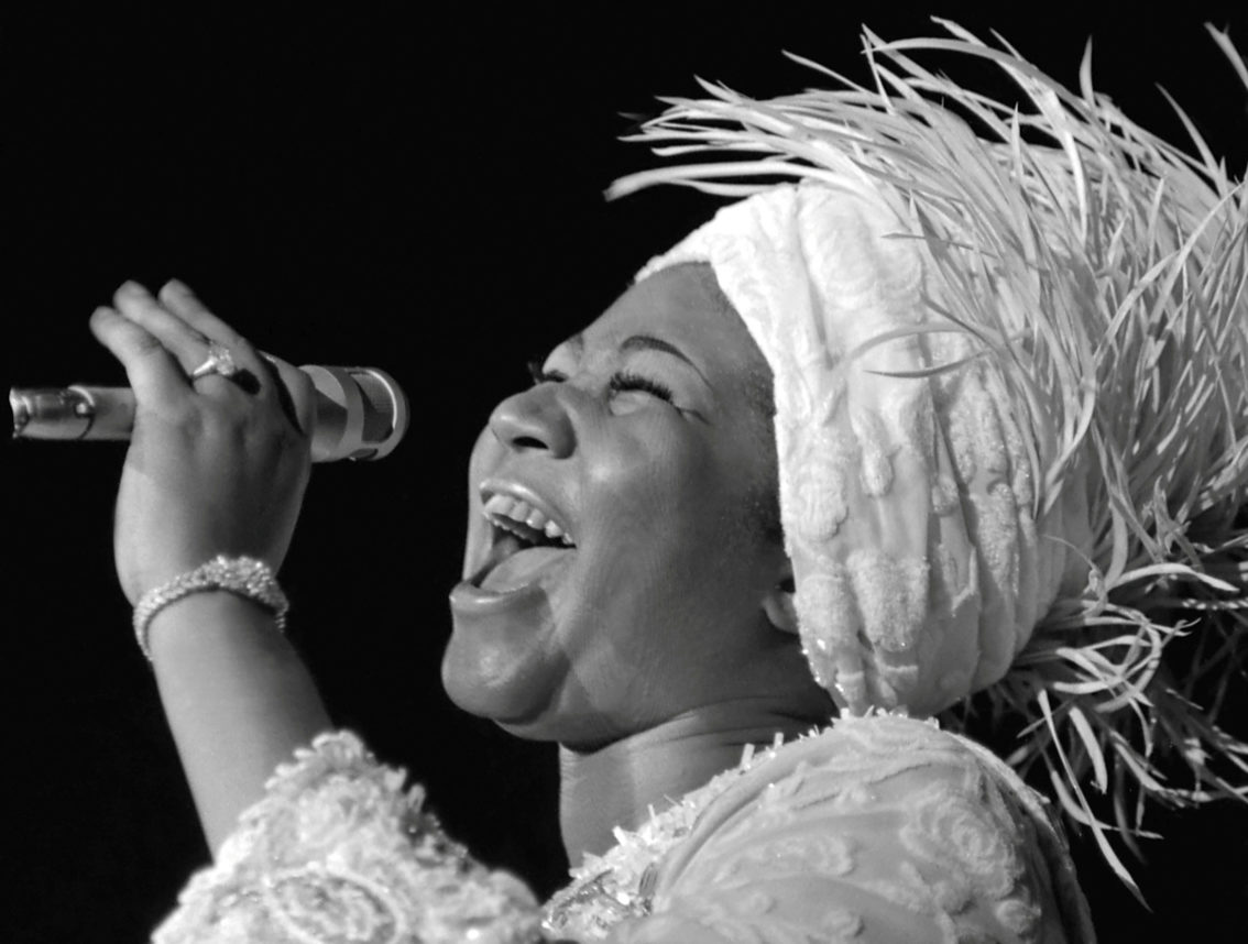 The Soul of the Queen: Words Inspired by the Life of Aretha Franklin