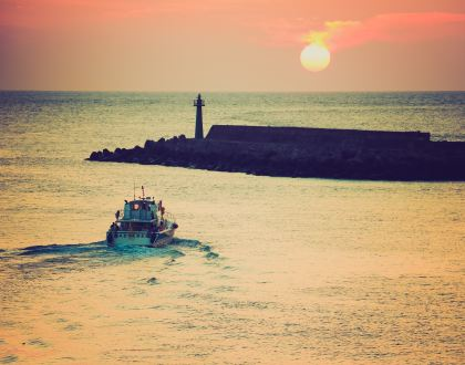 Did God Send Me The Answer To My Prayer Via Boat?