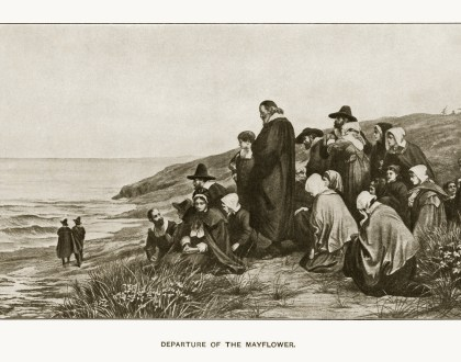 The Truth About The First Pilgrims