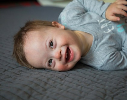 Did God Intervene To Find A Family For A Baby With Down Syndrome?