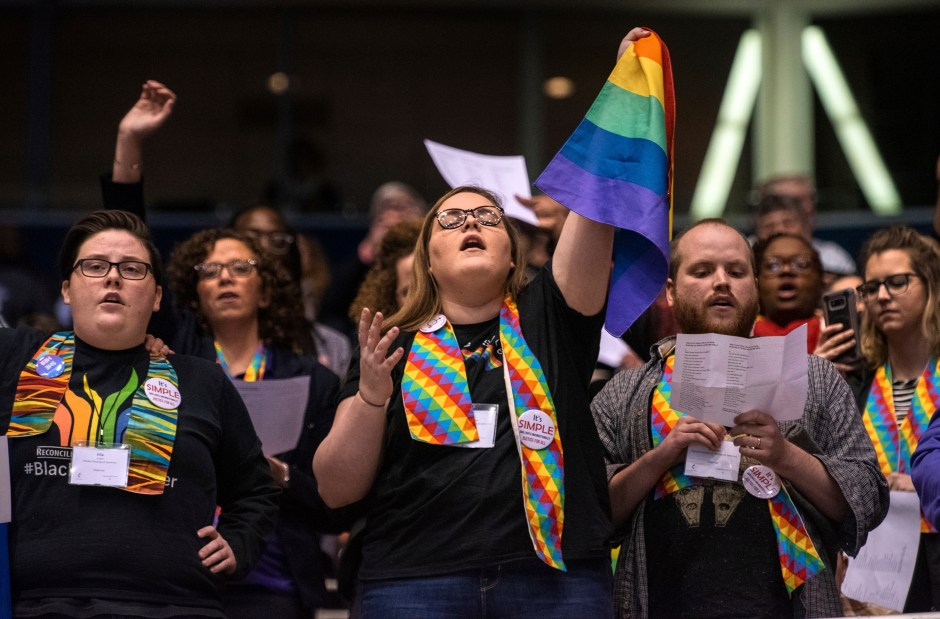 What If Accepting LGBTQ People Is A Matter Of Life Or Death?
