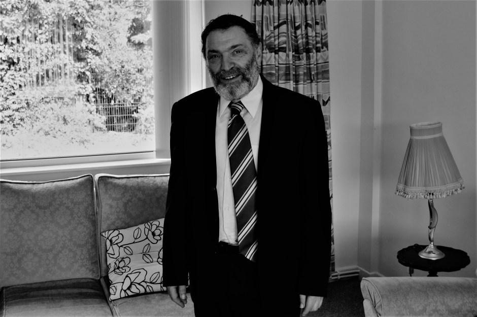 The Reverend Of Belfast's Jewish Community