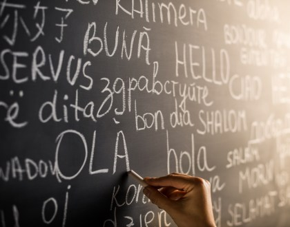 Would the World Be a Better Place If We All Spoke One Language?