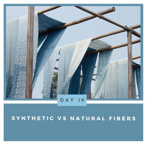 Synthetic Vs Natural Fibers