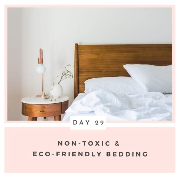 Eco-friendly Bedding