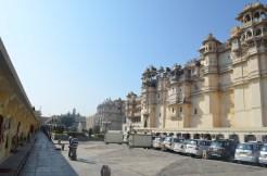 4. City Palace, Udaipur