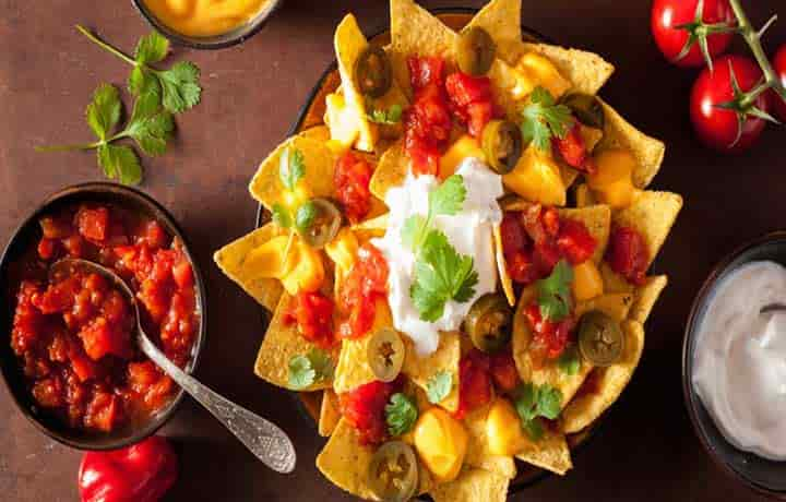 Here's How to Reheat Nachos Without Getting Them Soggy!