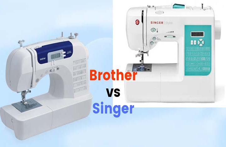 Compare Singer vs Brother and Singer 7258 vs Brother CS6000i