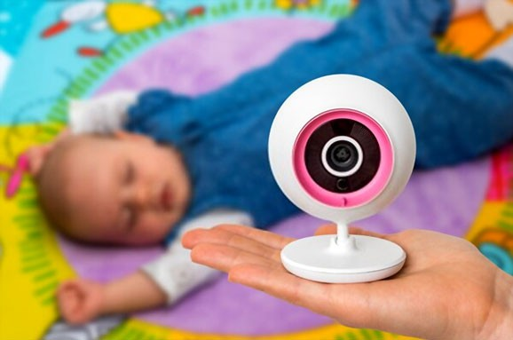 non-wifi baby monitor