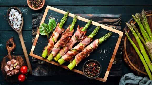 what does asparagus taste like