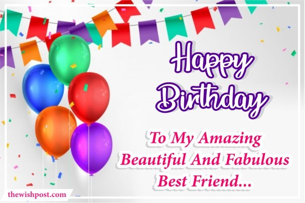 beautiful-classic-simple-white-happy-birthday-images-for-my-best-friend-wishing-quotes-messages-images-with-balloons-wallpaper-pics-for-free-download
