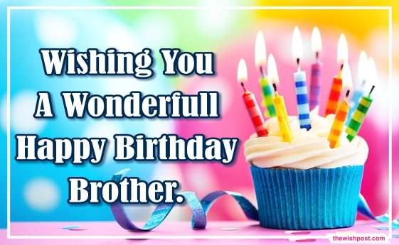 wonderful-happy-birthday-brother-wishing-images-with-delicious-cupcake-pictures-wallpapers-Photos-free-download