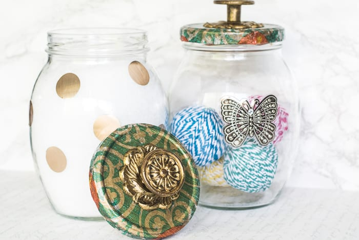 From old jars to new treasure