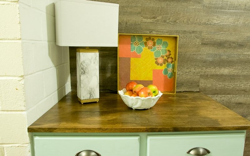 Laundry Room Makeover – in Slow Motion