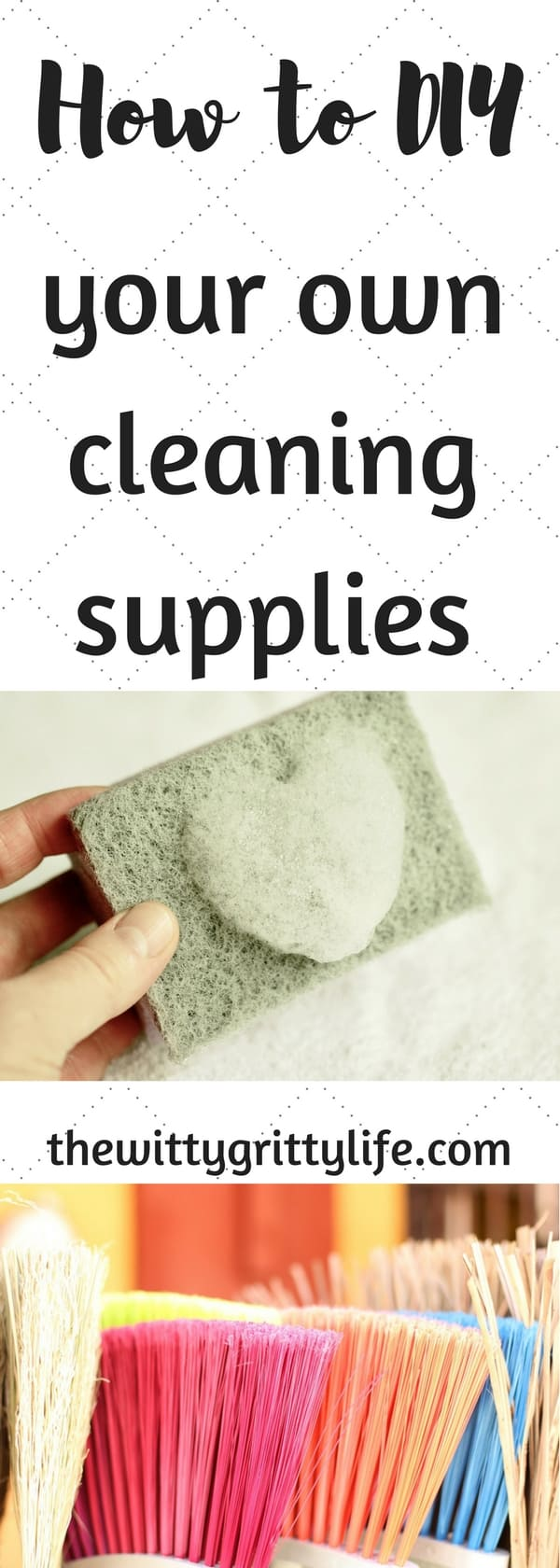 Have you ever thought of making your own cleaning supplies? Do you want to know what is in the cleaner or airfreshener you use? There are many easy and safe alternatives. And the best part? They will save not only the environment, but money and time as well!