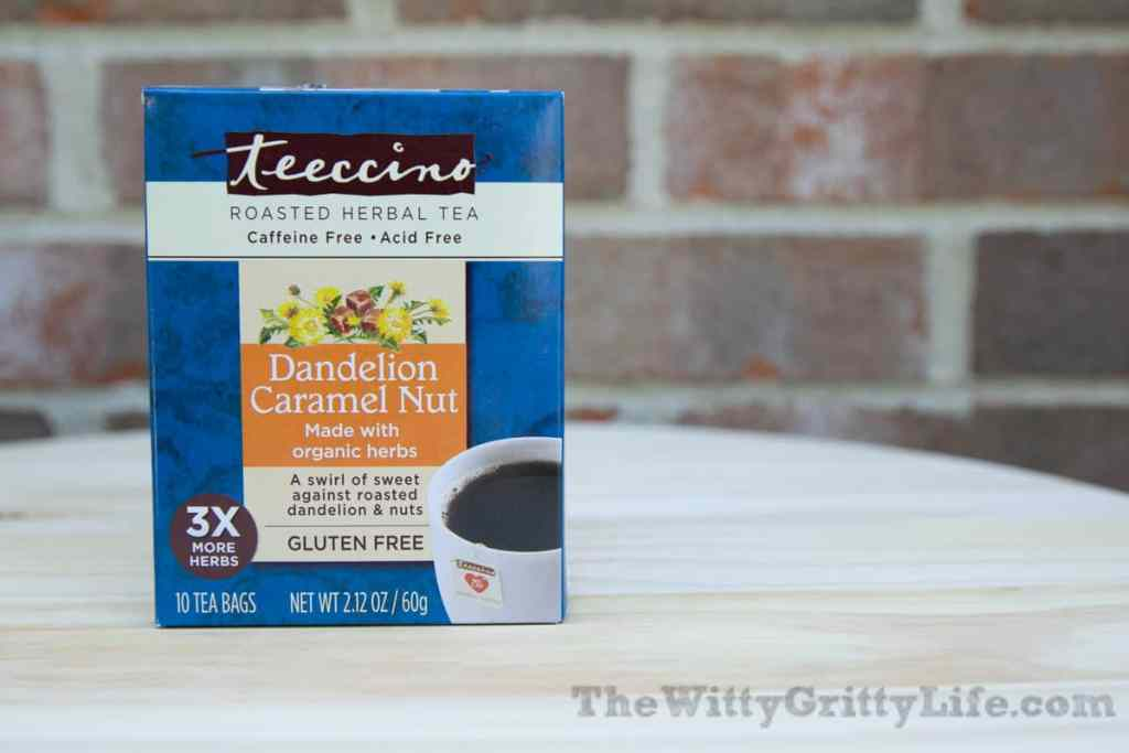 teeccino coffee alternative for quitting coffee
