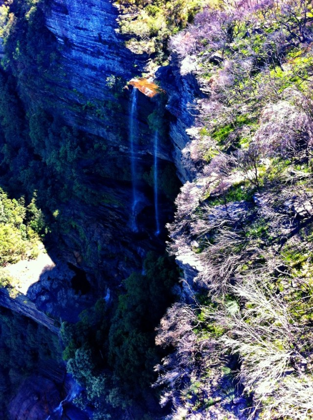 Blue Mountains Waterfall 2.0
