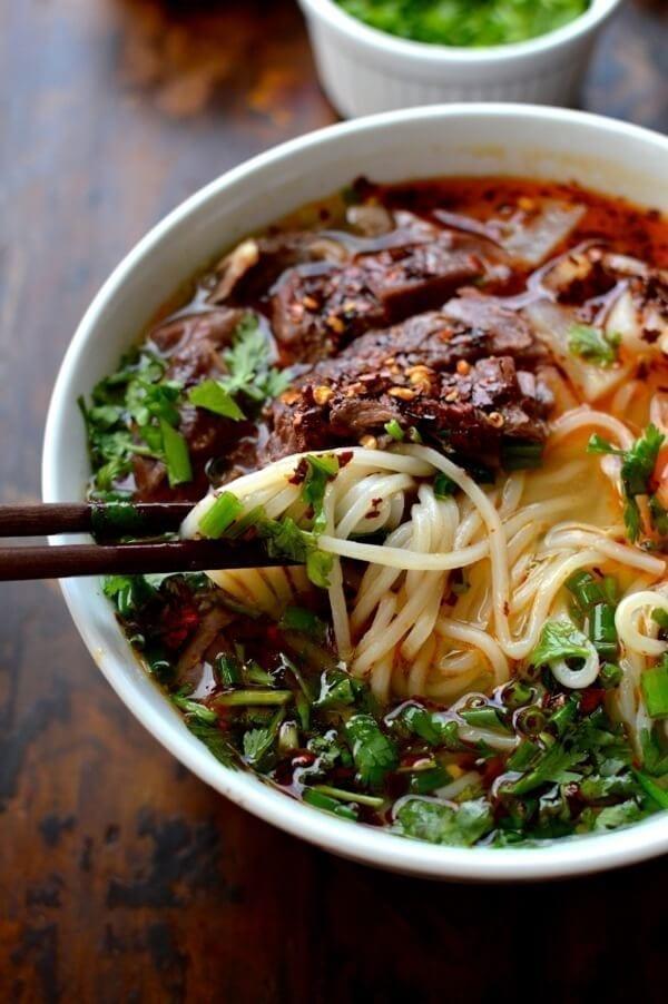 Vietnamese Noodle Soup Recipe Authentic