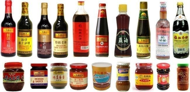 Chinese Sauces, Vinegars, and Oils, by thewoksoflife.com