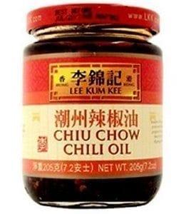 chiu chow chili oil