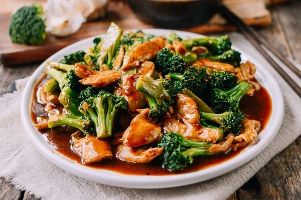 Chicken and Broccoli with Brown Sauce, thewoksoflife.com