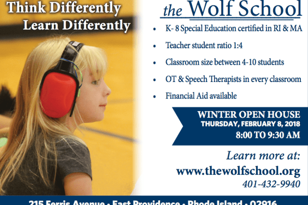 The Wolf School 2018 Winter Open House