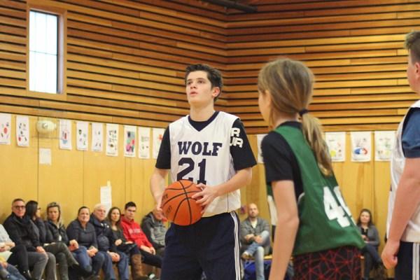 Wolf School Basketball Team