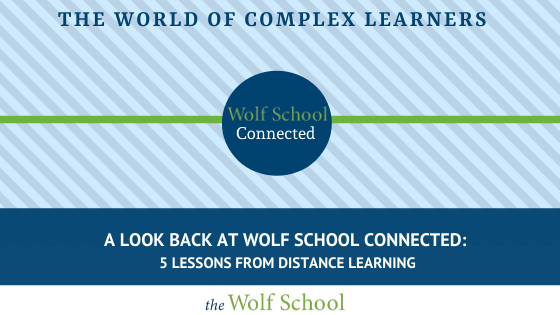 A Look Back At Wolf School Connected