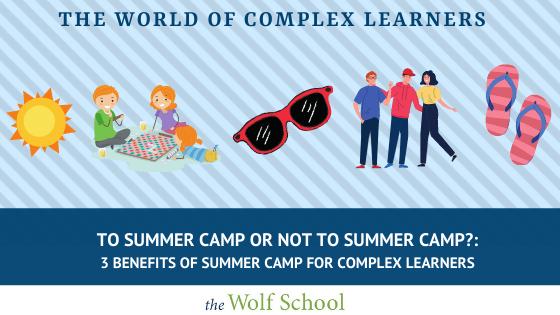 Benefits of summer camp