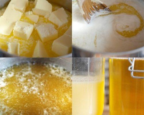 Топленое масло: польза, лечение, топленое масло в домашних условиях