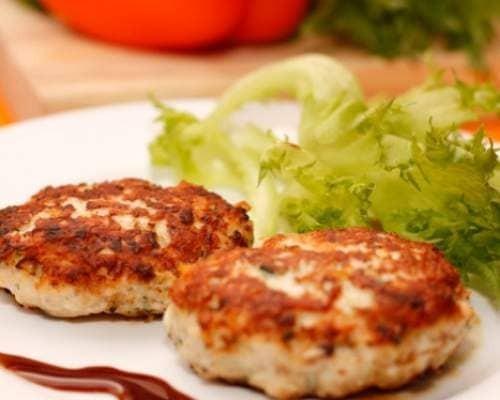 рецепт рубленые котлеты из свинины и говядины