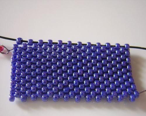 плетение браслетов из бисера пошагово схемы плетения браслетов из