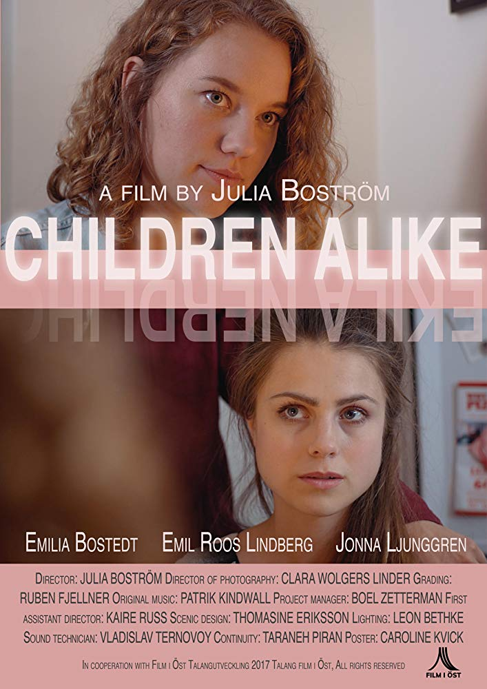 Children Alike poster