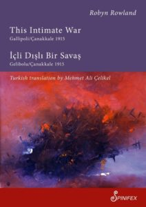 Cover of This Intimate War by Robyn Rowland
