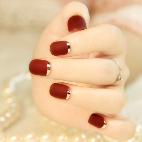 40 Best Nail Art Designs For Short Nails