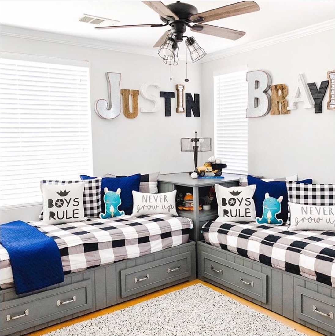 11+ Beautiful Shared Room For Kids Ideas - The Wonder Cottage