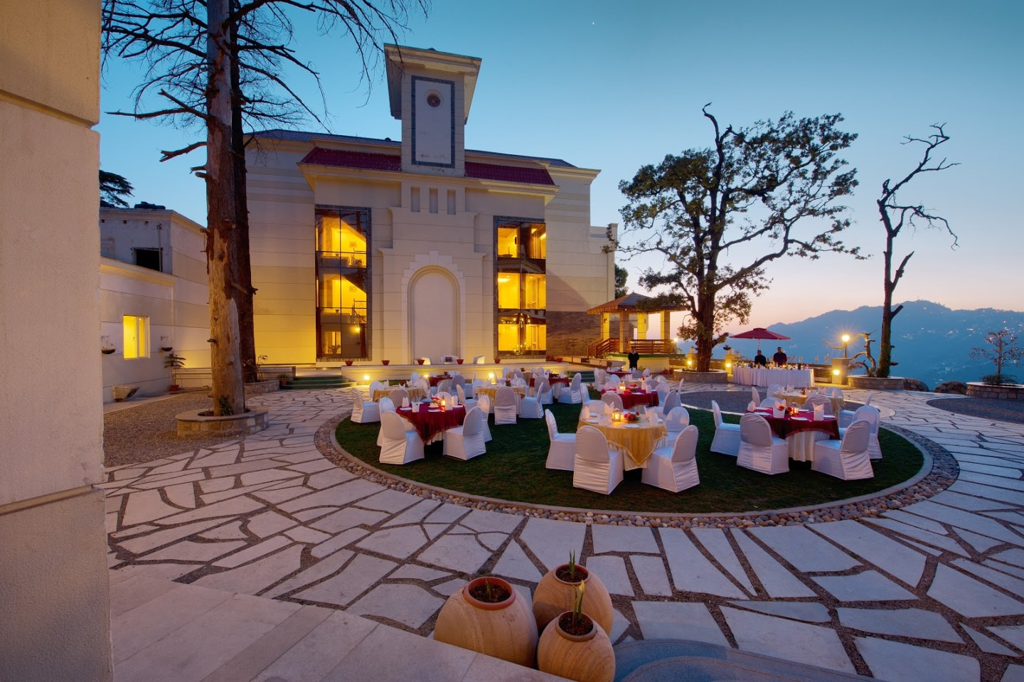Destination wedding in India- Royal Orchid Fort Resort