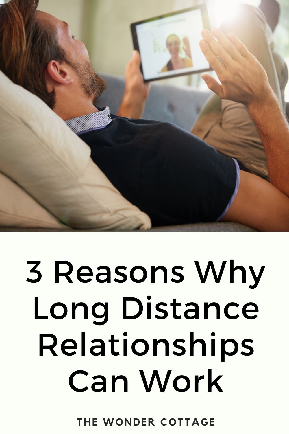 3 reasons why long distance re;lationships can work