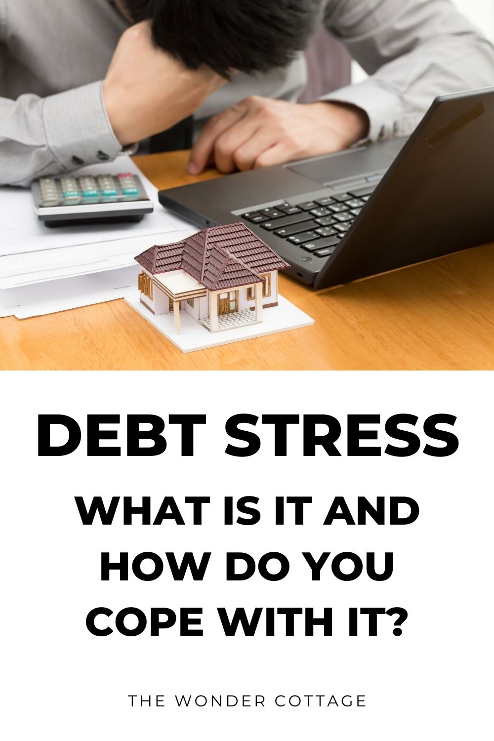 how to cope with debt stress