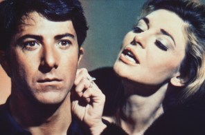 Dustin Hoffman and Anne Bancroft in Mike Nichols' THE GRADUATE (1967). Courtesy: Rialto Pictures/StudioCanal
