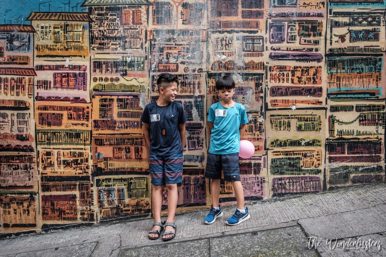 Graham Street Mural