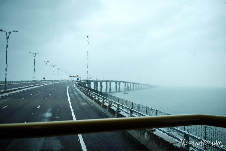 Hongkong-Zhuhai-Macau Bridge
