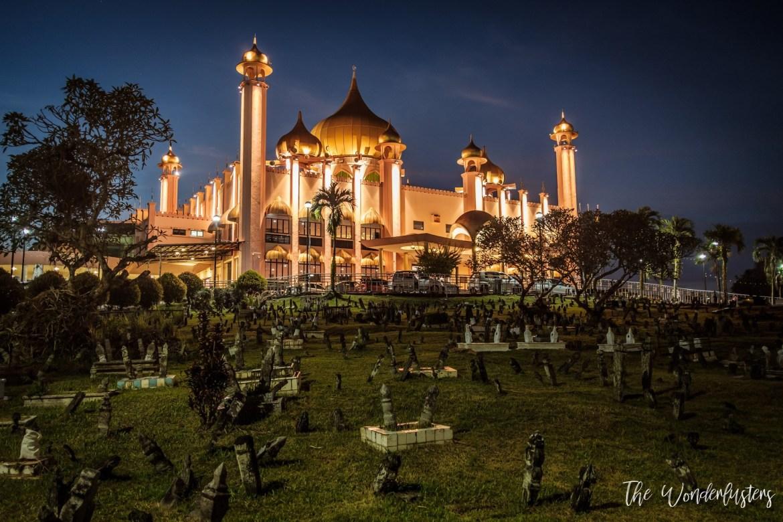 Kuching City Mosque