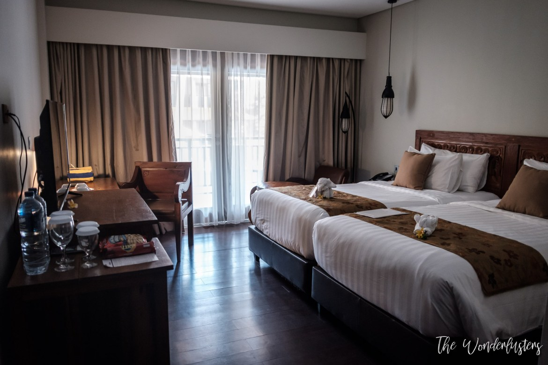 Our Room at Best Western Premier Agung Resort Ubud