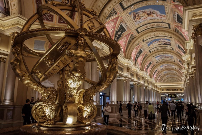 The Venetian Indoor Hall