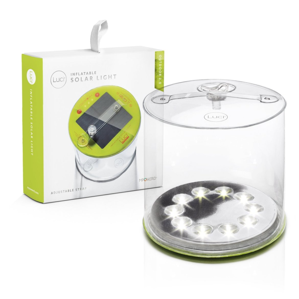 MPOWERD Inflatable Solar Light