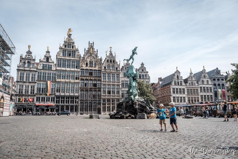 Antwerp Market Place